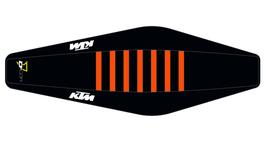 Sitzbankbezug Diller Powerparts Factory KTM Black Limited Edition