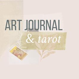 Art Journal & Tarot - Création Intuitive