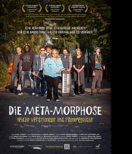 """Filmplakat DIN A1 """"Die Meta-Morphose"""""""