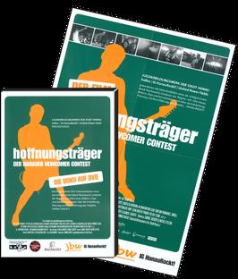 """DVD """"HOFFNUNGSTRÄGER"""" (mit Filmplakat)"""