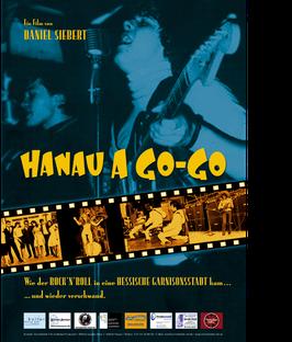 """Filmplakat DIN A3 """"Hanau A Go-Go"""""""
