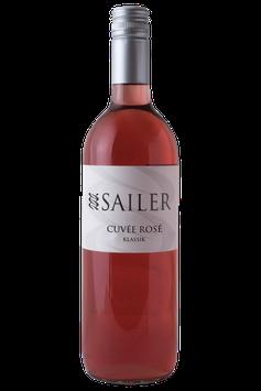 Cuvée Rosé  aus St. Laurent, Blauburger & Blauer Portugieser