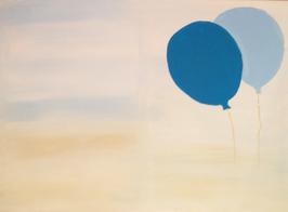Margit Anglmaier: Luftballone