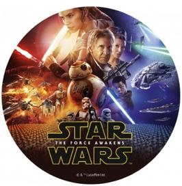 """Tortenaufleger """"Star Wars"""" 20cm"""