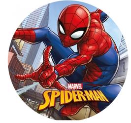 """Tortenaufleger """"Spiderman"""" 20cm"""