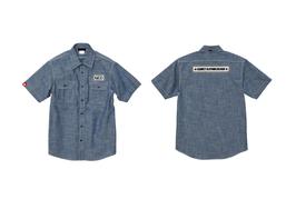 Chambray SS Work Shirts