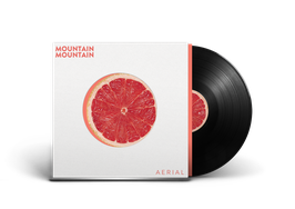 NOUVEL ALBUM - MOUNTAIN MOUNTAIN Aerial - LIMITED EDITION 200