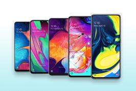 Samsung  Galaxy A 2017-2020 Serie