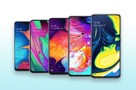 Samsung  Galaxy Alle Handys bis Jahr 2017