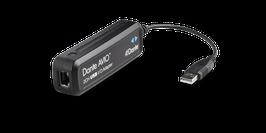 DANTE AVIOアダプター USB I/O (入力2ch/出力2ch)