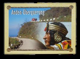 """Würfelbrettspiel """"Anden-Überquerung"""""""