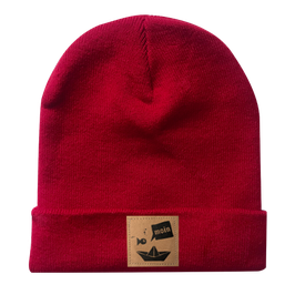Moin Mütze 1.0 Rot