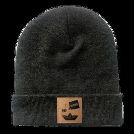 Moin Mütze 1.0 Dunkelgrau