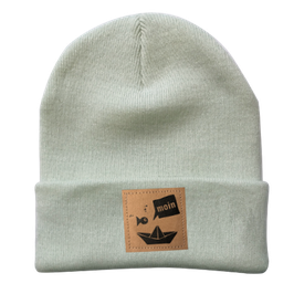 Moin Mütze 1.0 Pastell Mint
