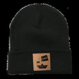 Moin Mütze 1.0 Schwarz