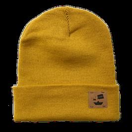 Moin Mütze Mustard