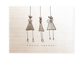 Minikarte Hühnertreff
