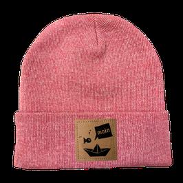 Moin Mütze 1.0 Pink