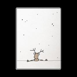 Minikarte Minihirsch