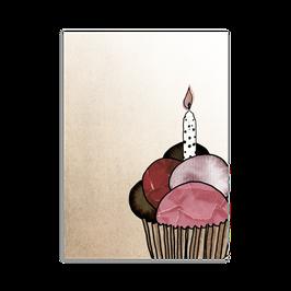 Minikarte Schwarzwaldmuffin