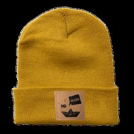 Moin Mütze 1.0 Mustard