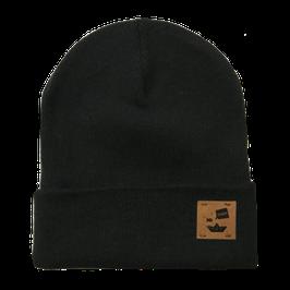 Moin Mütze Schwarz