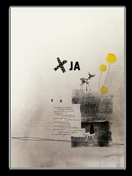 Kunstdruck Ja