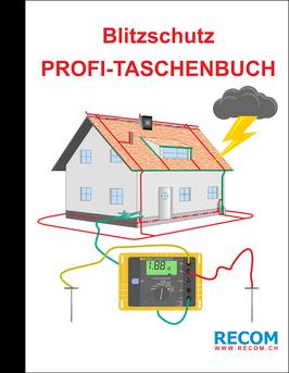 Blitzschutz Profi-Taschenbuch FLUKE