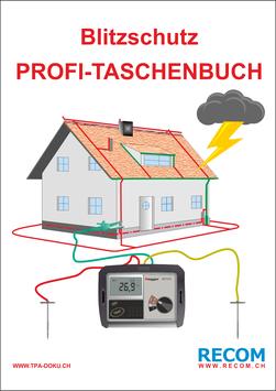 Blitzschutz Profi-Taschenbuch MEGGER