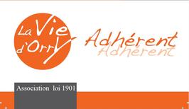 Adhésion 2018-2019