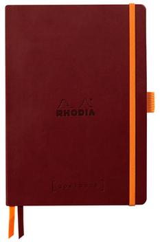 Rhodia Goalbook Lie de vin