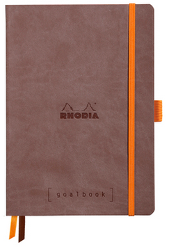 Rhodia Goalbook Chocolat