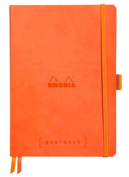 Rhodia Goalbook Tangerine