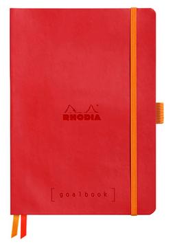 Rhodia Goalbook Coquelicot