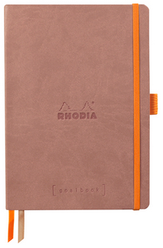 Rhodia Goalbook Bois de rose