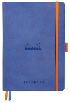Rhodia Goalbook Bleu Saphir
