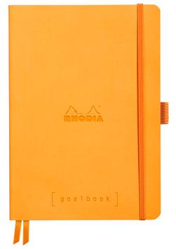Rhodia Goalbook Orange