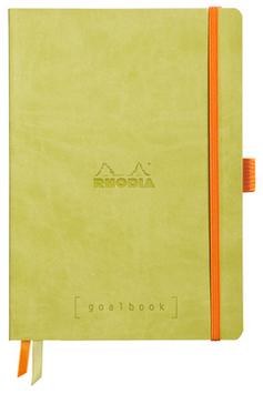 Rhodia Goalbook Anis