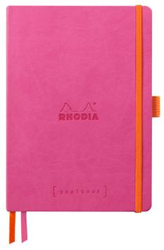 Rhodia Goalbook Fuschia