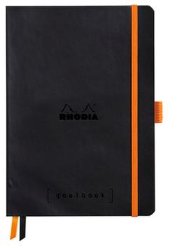 Rhodia Goalbook Noir