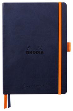 Rhodia Goalbook Bleu nuit