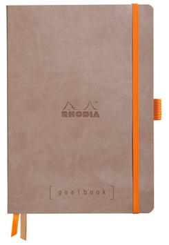 Rhodia Goalbook Taupe