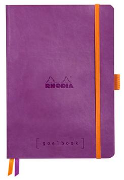 Rhodia Goalbook Violet