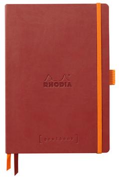Rhodia Goalbook Nacarat