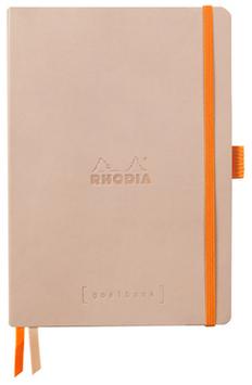 Rhodia Goalbook Touche de rose