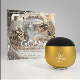 KLANGEI® NEXT + GONG soundcreation