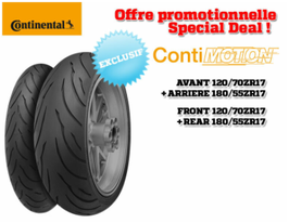 CONTINENTAL Sport-Touring ContiMotion