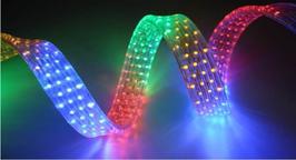 LED 7 плоский дюралайт LS-LED-П7