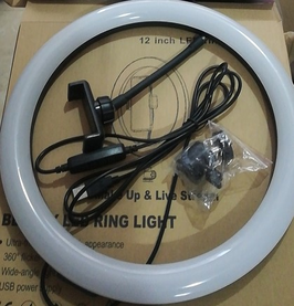 Кольцевая лампа USB-LS -32см.