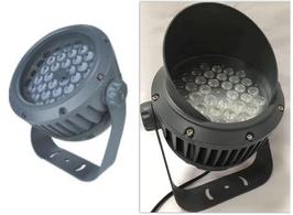 Светодиодные прожекторы RGB LS Noke 36Wx3W